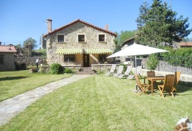 Casa Rural Toribio - San Juan De Redondo, Palencia