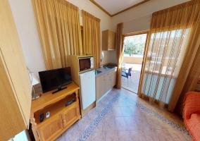 Apartamento La Tejera 1