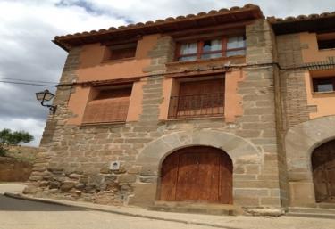 Casa Pedro - Santa Cilia De Panzano, Huesca