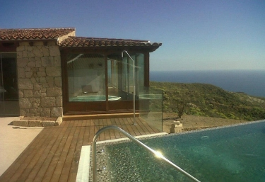 Casas rurales con spa en fasnia for Casas rurales tenerife sur piscina