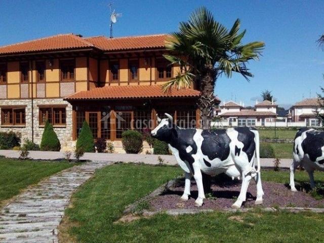 Casa Las Vacas Cervera De Pisuerga Palencia