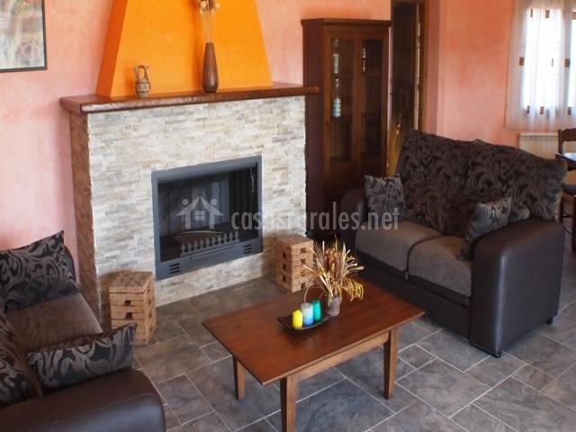 Las canteras en retuerta de bullaque ciudad real - Casa rural con chimenea en la habitacion ...