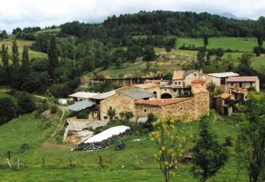 Ca l'Ermengol - Prullans, Lleida