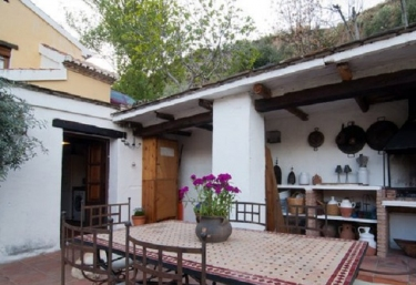 Cortijo La Solanilla - Guejar Sierra, Granada