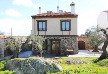 Casa el Berrocal - Valdefuentes, Cáceres
