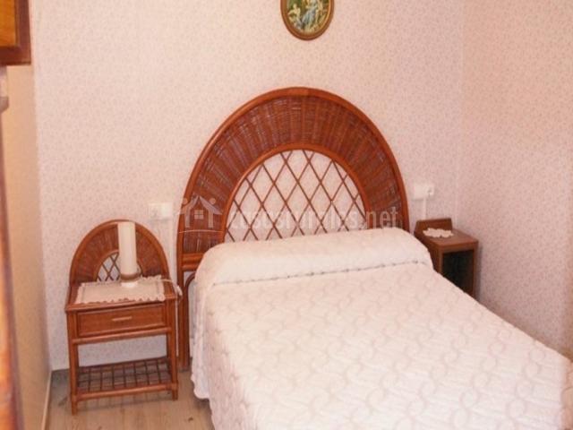 Casa espe en ribadesella asturias - Cabeceros de mimbre ...