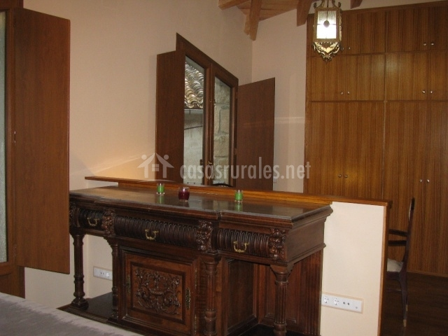 Muebles de la suite
