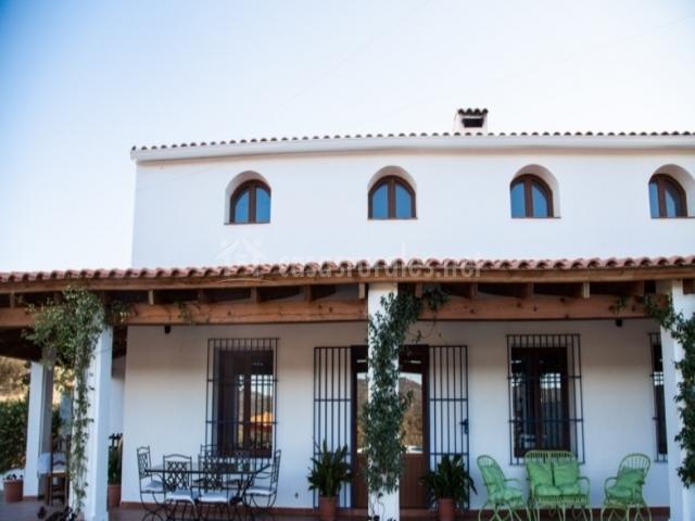 Cortijo miracielo en arroyomolinos de leon huelva - Casa en arroyomolinos ...
