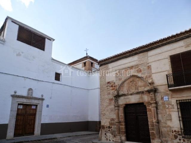 Casa del prior de San Bartolomé