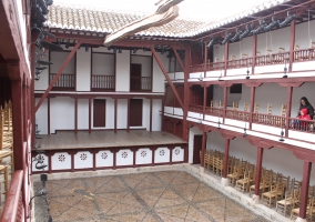 Patio del Corral de Comedias