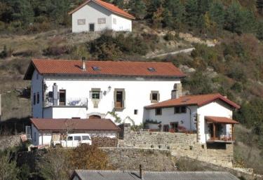 Aldapa Etxea - Sarries, Navarra