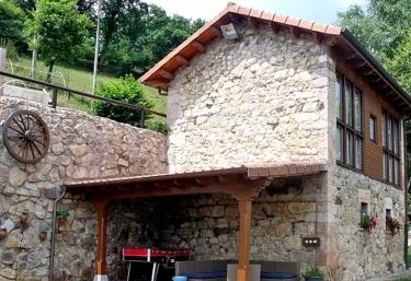 La Cabaña de Moutas - Moutas, Asturias