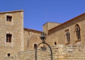 Castillo de San Martín Sarroca
