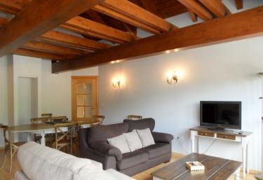 Ático - Casa Juaneta - Broto, Huesca