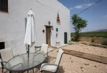 El Llano Quintanilla - Yecla, Murcia