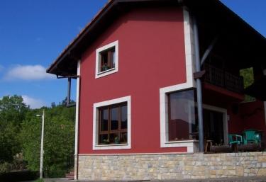 Casa Luisa la de Campu - Perlleces, Asturias