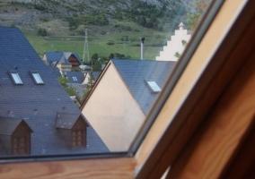 Vistas de la casa al entorno
