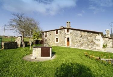 Casa Ulloa - Melide (Melide), A Coruña