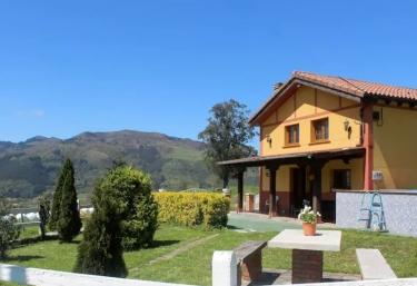Casa rural La Corona - Iruz, Cantabria