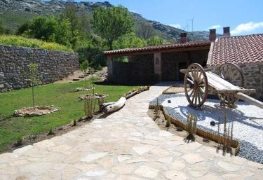 Corral del Prajoncillo - Valdecasa, Ávila