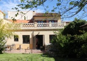Casa Alameda del Valle