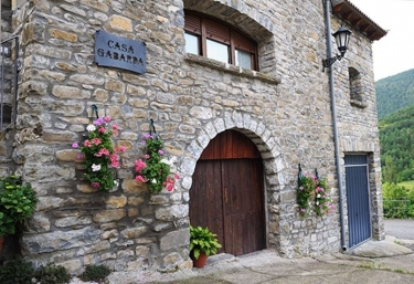 Casa Gabarda - Aso De Sobremonte, Huesca