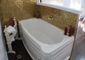 Bañera dormitorio El Pajar