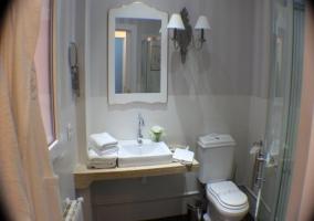 Cuarto de baño de las Muchachas