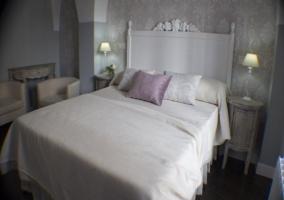 Dormitorio La de Abajo