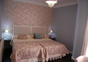 Dormitorio Las Paneras