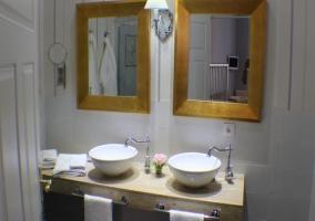 Lavabo baño los Tórtolos