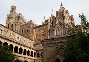 Monasterio en Guadalupe