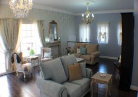 Sofás y sillones del salón