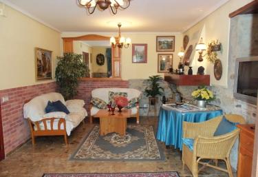 Casas rurales con chimenea en asturias for Casa rural con chimenea asturias