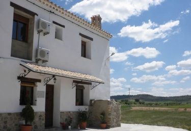 Casa Rural El Aljibe - Alcalá del Júcar - La Gila, Albacete
