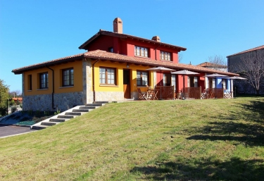 Apartamentos Senda Costera - Hontoria, Asturias