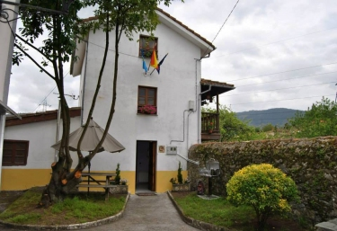 Casa Vallín - Grullos, Asturias