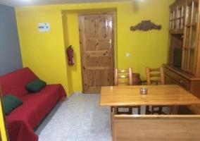 Sala de estar comunicada