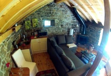 Cabaña 2 personas- Cabañas con Encanto - San Roque De Rio Miera, Cantabria