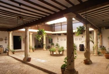 Patio del Siglo XVI - El Toboso, Toledo