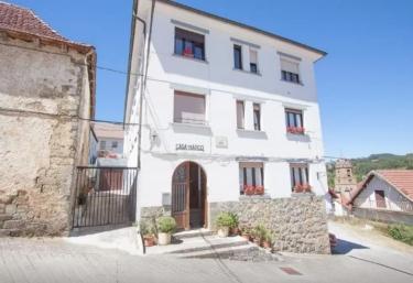 Markoenea - Jaurrieta, Navarra