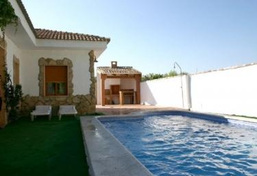 Villa Redonda - San Jose De La Rabita, Jaén