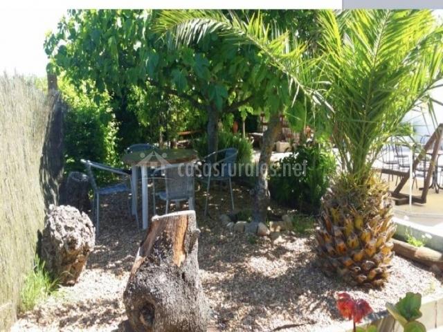 Casa rural parque natural de cornalvo en mirandilla badajoz for Casa rural jardin del desierto tabernas