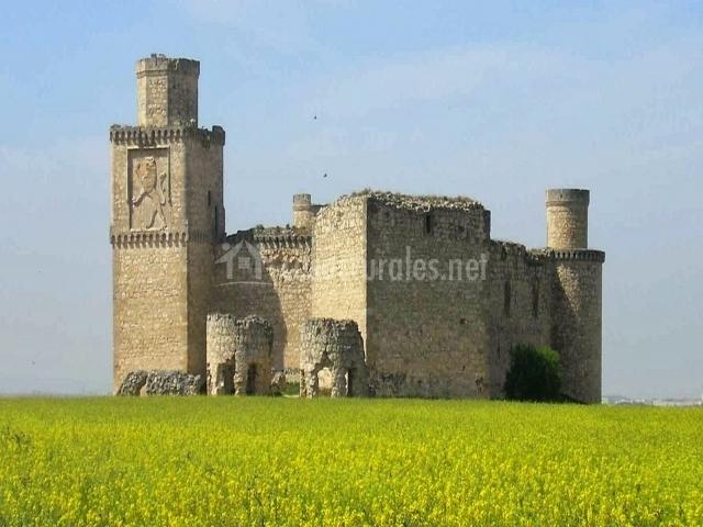 Castillo de Barcience