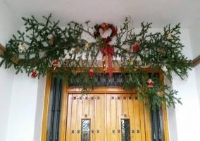 Detalle navideño