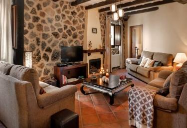 Casa rural El Caldero - Sorihuela, Salamanca