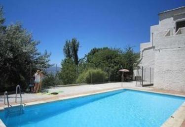 Casa Nogal - Capileira, Granada