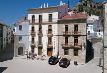 Hotel d'Ares - Ares Del Maestre, Castellón