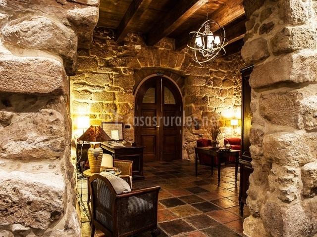 Torre maestre hoteles rurales en villar del maestre cuenca - Hotel puerta del arco ...