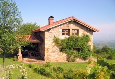 El Tejedor - Rioturbio, Cantabria